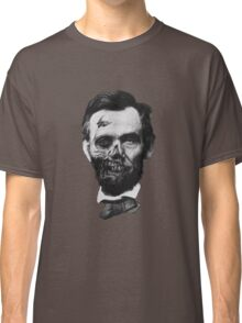 Undead Lincoln Classic T-Shirt