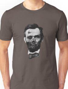 Undead Lincoln Unisex T-Shirt