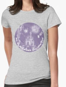 Wishes Womens Fitted T-Shirt