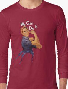 We Can Do It SPLASH!! Long Sleeve T-Shirt