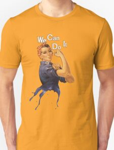 We Can Do It SPLASH!! Unisex T-Shirt