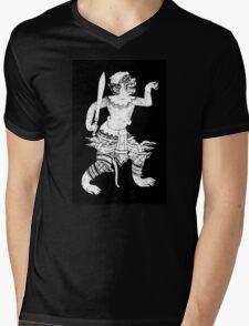 Khmer Dancing  Mens V-Neck T-Shirt