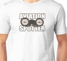 Aviation Spotter 3 Unisex T-Shirt