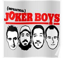 Joker Boys Poster