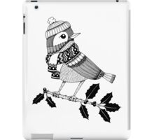 Winter Birdie iPad Case/Skin