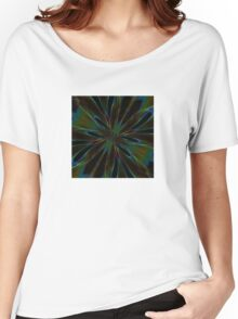 Viral Dreams Kaleidoscope Women's Relaxed Fit T-Shirt