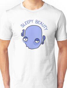 Sleepy Beauty Unisex T-Shirt