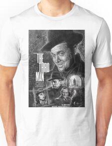 The Third Man poster design T-Shirt