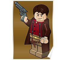Malcolm Reynolds Minifigure Poster