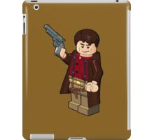 Malcolm Reynolds Minifigure iPad Case/Skin