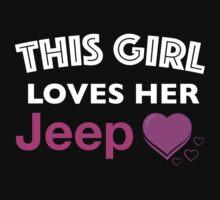 This Girl Loves Her Jeep by dprowd