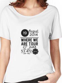 19th august - LP Field WWAT Women's Relaxed Fit T-Shirt