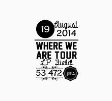 19th august - LP Field WWAT Women's Fitted Scoop T-Shirt