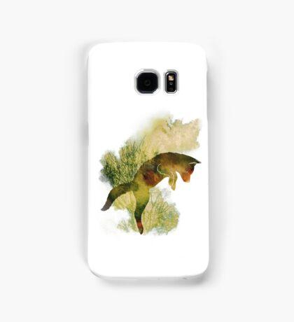Spring Fox Samsung Galaxy Case/Skin