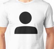 Person Symbol Unisex T-Shirt