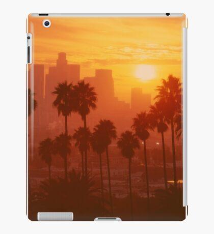 California Sunset  iPad Case/Skin