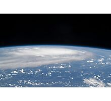 Hurricane Ike Photographic Print