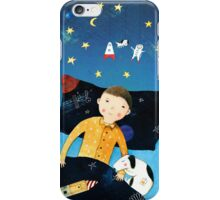 To The Stars II iPhone Case/Skin