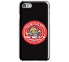 That's the Force Folks! iPhone Case/Skin