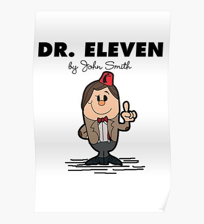 Dr Eleven Poster