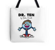 Dr Ten Tote Bag