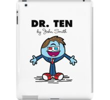 Dr Ten iPad Case/Skin