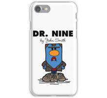 Dr Nine iPhone Case/Skin