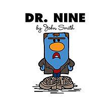 Dr Nine Photographic Print