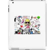 All Taylor Swift songs  iPad Case/Skin