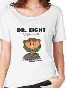 Dr Eight Women's Relaxed Fit T-Shirt