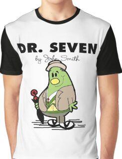 Dr Seven Graphic T-Shirt