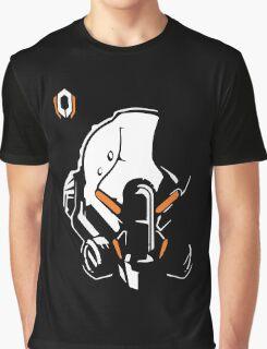 Cerberus Mass Effect  Graphic T-Shirt