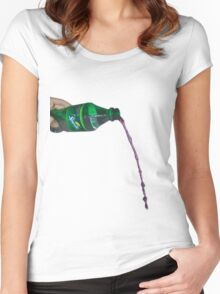 Lean Women's Fitted Scoop T-Shirt