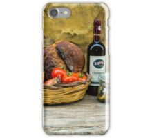 Gozoan Basket  iPhone Case/Skin