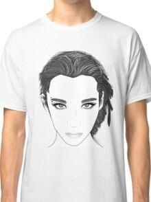 outline bk Classic T-Shirt