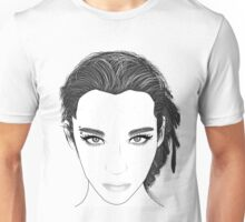 outline bk Unisex T-Shirt