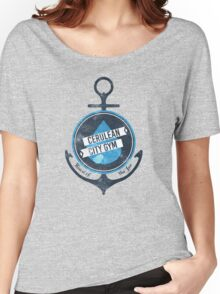Cerulean City Gym Women's Relaxed Fit T-Shirt