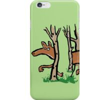 the elusive thylacine iPhone Case/Skin