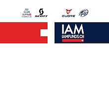 IAM Cycling Kit 2016 by Total-Cult