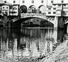 Ponte Vecchio - Florence Sticker