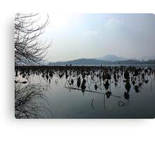 West Lake, Hangzhou, China Canvas Print