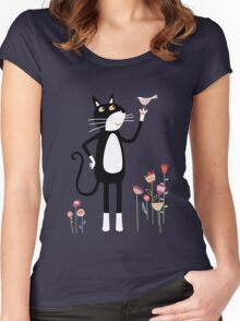 Mild Peril Women's Fitted Scoop T-Shirt