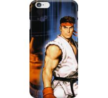 Ryu and Bison iPhone Case/Skin