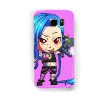 Chibi Jinx Samsung Galaxy Case/Skin