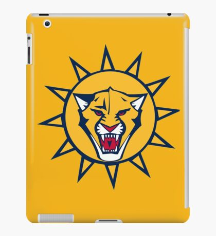 Florida Panthers NHL Logo iPad Case/Skin