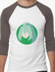 4 Goddesses CPU - Green Men's Baseball ¾ T-Shirt