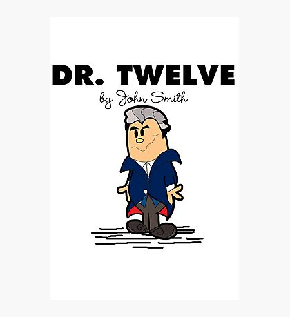 Dr Twelve Photographic Print