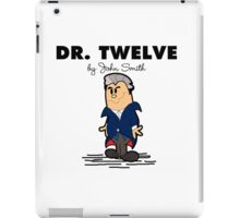 Dr Twelve iPad Case/Skin