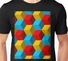 Hex pattern 2 Unisex T-Shirt
