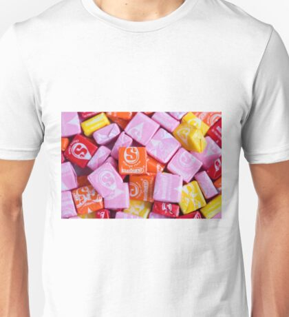 Starburst Candy Lover's Dream Unisex T-Shirt